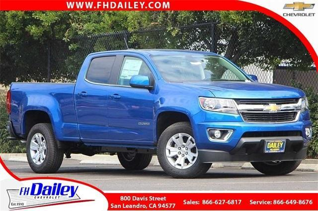 2018 Colorado Crew Cab 4x2,  Pickup #D1507 - photo 1