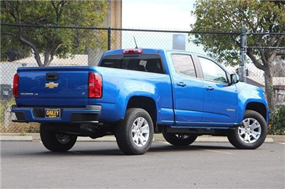 2018 Colorado Crew Cab 4x2,  Pickup #D1507 - photo 2