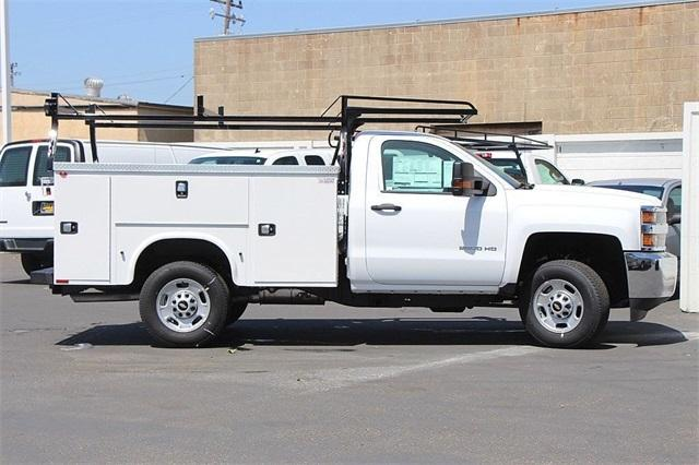 2018 Silverado 2500 Regular Cab 4x2,  Knapheide Service Body #D1654 - photo 5