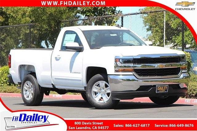 2018 Silverado 1500 Regular Cab 4x2,  Pickup #D1826 - photo 1