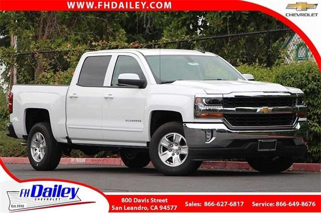 2018 Silverado 1500 Crew Cab 4x2,  Pickup #D1933 - photo 1