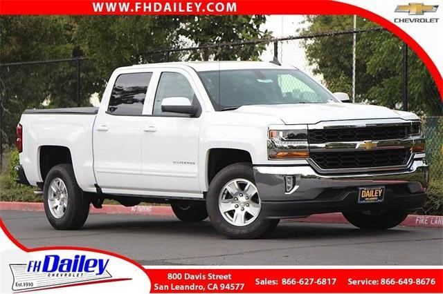 2018 Silverado 1500 Crew Cab 4x2,  Pickup #D1973 - photo 1
