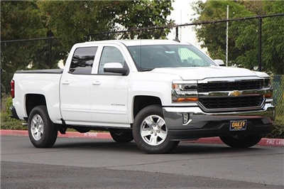 2018 Silverado 1500 Crew Cab 4x2,  Pickup #D1973 - photo 6