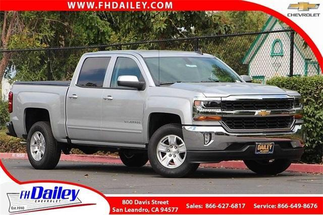2018 Silverado 1500 Crew Cab 4x2,  Pickup #D1974 - photo 1