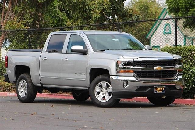 2018 Silverado 1500 Crew Cab 4x2,  Pickup #D1974 - photo 6
