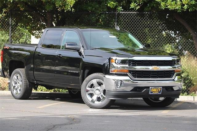 2018 Silverado 1500 Crew Cab 4x4,  Pickup #D1999 - photo 5