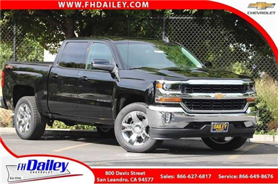 2018 Silverado 1500 Crew Cab 4x4,  Pickup #D1999 - photo 1