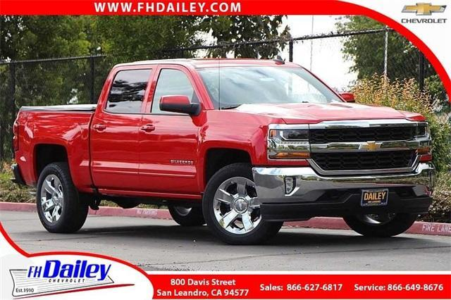 2018 Silverado 1500 Crew Cab 4x4,  Pickup #D2001 - photo 1