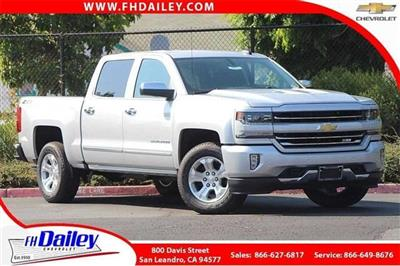 2018 Silverado 1500 Crew Cab 4x4,  Pickup #D2015 - photo 1
