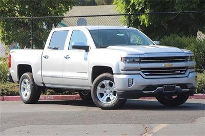 2018 Silverado 1500 Crew Cab 4x4,  Pickup #D2015 - photo 3