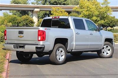 2018 Silverado 1500 Crew Cab 4x4,  Pickup #D2015 - photo 2
