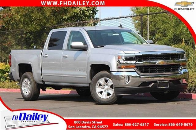 2018 Silverado 1500 Crew Cab 4x2,  Pickup #D2209 - photo 1