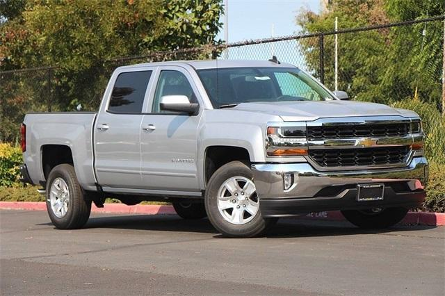 2018 Silverado 1500 Crew Cab 4x2,  Pickup #D2209 - photo 6