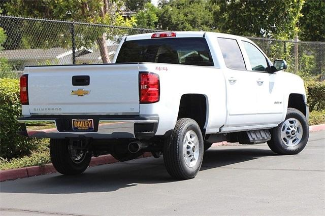 2018 Silverado 2500 Crew Cab 4x4,  Pickup #D2272 - photo 2