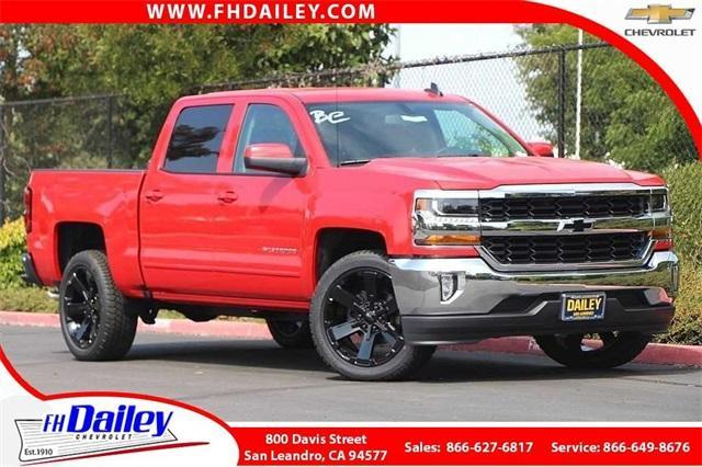 2018 Silverado 1500 Crew Cab 4x2,  Pickup #D2316 - photo 1