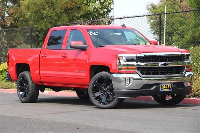 2018 Silverado 1500 Crew Cab 4x2,  Pickup #D2316 - photo 3