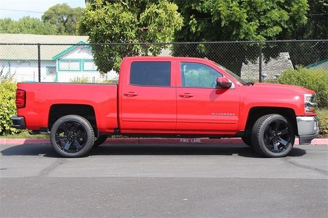 2018 Silverado 1500 Crew Cab 4x2,  Pickup #D2316 - photo 6