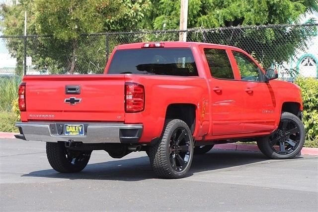 2018 Silverado 1500 Crew Cab 4x2,  Pickup #D2316 - photo 2