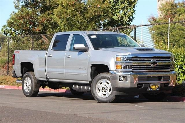 2018 Silverado 2500 Crew Cab 4x4,  Pickup #D2320 - photo 2