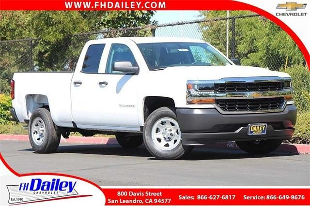 2018 Silverado 1500 Double Cab 4x2,  Pickup #D2334 - photo 1