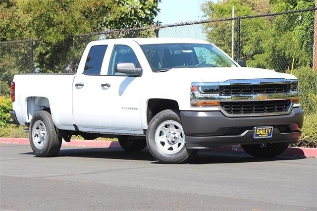 2018 Silverado 1500 Double Cab 4x2,  Pickup #D2334 - photo 6