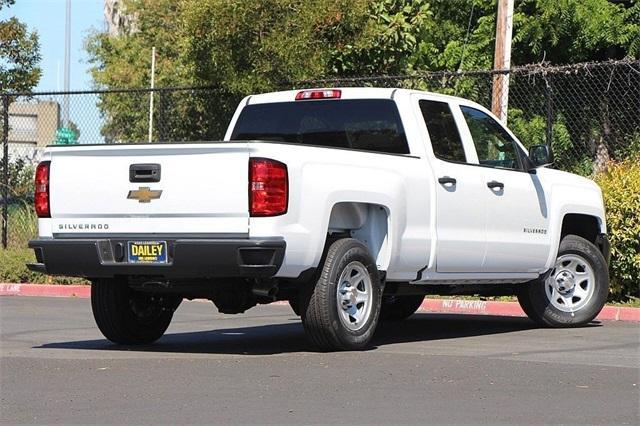 2018 Silverado 1500 Double Cab 4x2,  Pickup #D2334 - photo 2