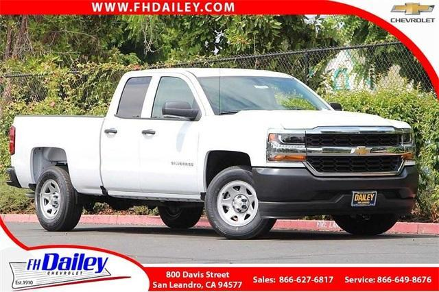 2018 Silverado 1500 Double Cab 4x2,  Pickup #D2340 - photo 1