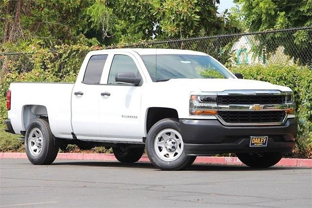 2018 Silverado 1500 Double Cab 4x2,  Pickup #D2340 - photo 3