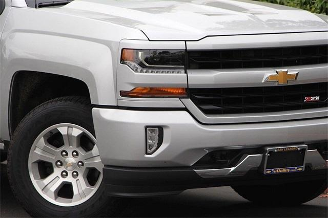 2018 Silverado 1500 Crew Cab 4x4,  Pickup #D2358 - photo 4