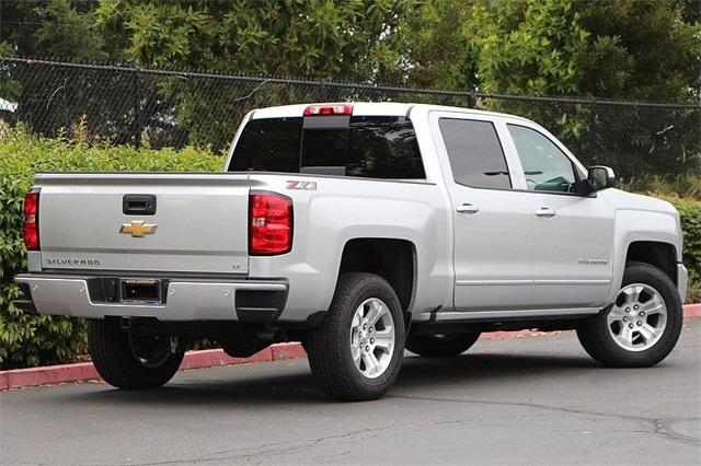 2018 Silverado 1500 Crew Cab 4x4,  Pickup #D2358 - photo 2