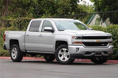 2018 Silverado 1500 Crew Cab 4x4,  Pickup #D2358 - photo 3