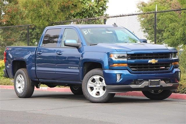 2018 Silverado 1500 Crew Cab 4x4,  Pickup #D2492 - photo 3