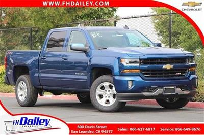 2018 Silverado 1500 Crew Cab 4x4,  Pickup #D2492 - photo 1