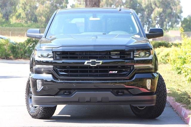 2018 Silverado 1500 Crew Cab 4x4,  Pickup #D2595 - photo 4