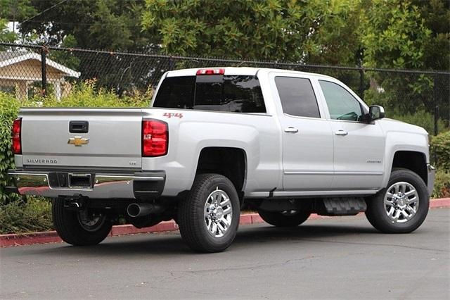 2019 Silverado 2500 Crew Cab 4x4,  Pickup #D30005 - photo 2