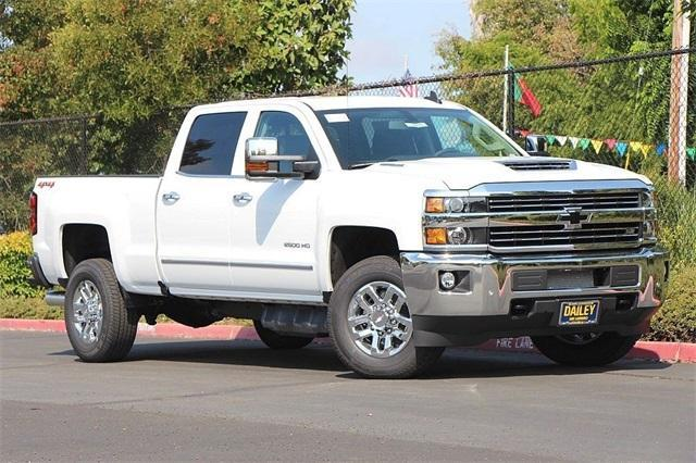 2019 Silverado 2500 Crew Cab 4x4,  Pickup #D30006 - photo 3