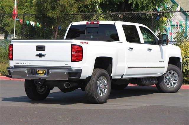 2019 Silverado 2500 Crew Cab 4x4,  Pickup #D30006 - photo 2