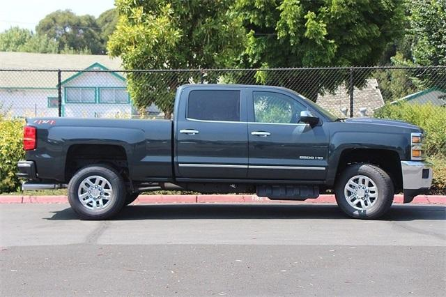 2019 Silverado 2500 Crew Cab 4x4,  Pickup #D30010 - photo 6