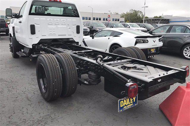 2019 Chevrolet Silverado 5500 Regular Cab DRW 4x2, Cab Chassis #D31294 - photo 1