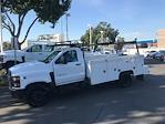 2019 Silverado 5500 Regular Cab DRW 4x2,  Scelzi Welder Body #D31294 - photo 1