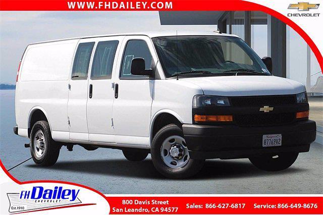 2020 Chevrolet Express 2500 4x2, Empty Cargo Van #X4466 - photo 1