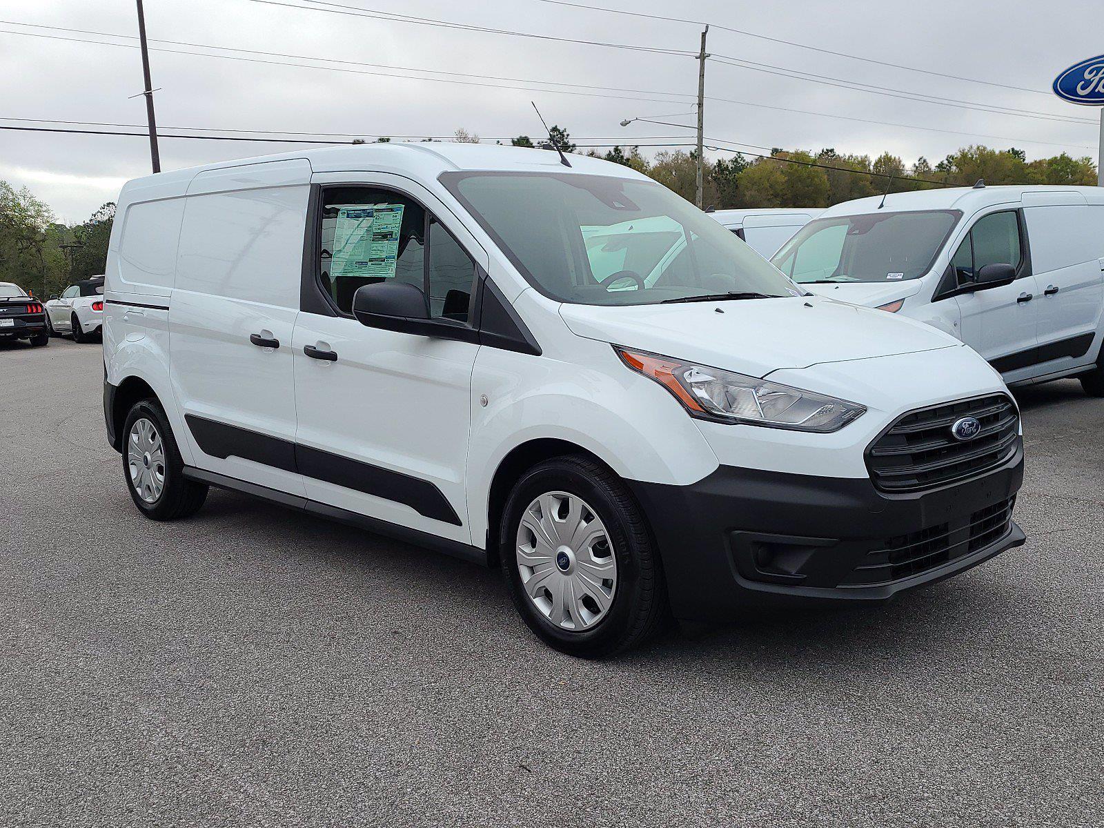 2021 Ford Transit Connect, Empty Cargo Van #JM1498265 - photo 1