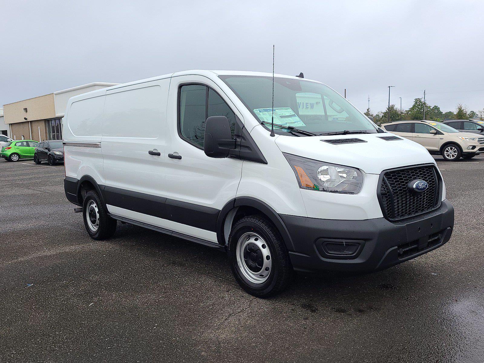 2021 Ford Transit 150 Low Roof 4x2, Empty Cargo Van #JMKA29178 - photo 1