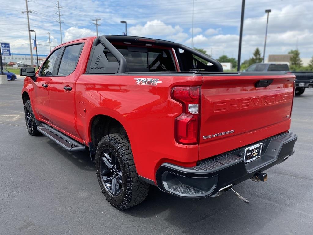 2019 Chevrolet Silverado 1500 Crew Cab 4x4, Pickup #PT4655 - photo 1