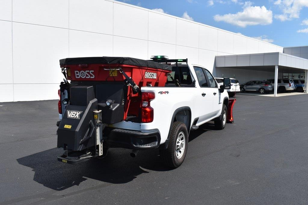 2020 Chevrolet Silverado 3500 Crew Cab 4x4, BOSS Pickup #T00125 - photo 1