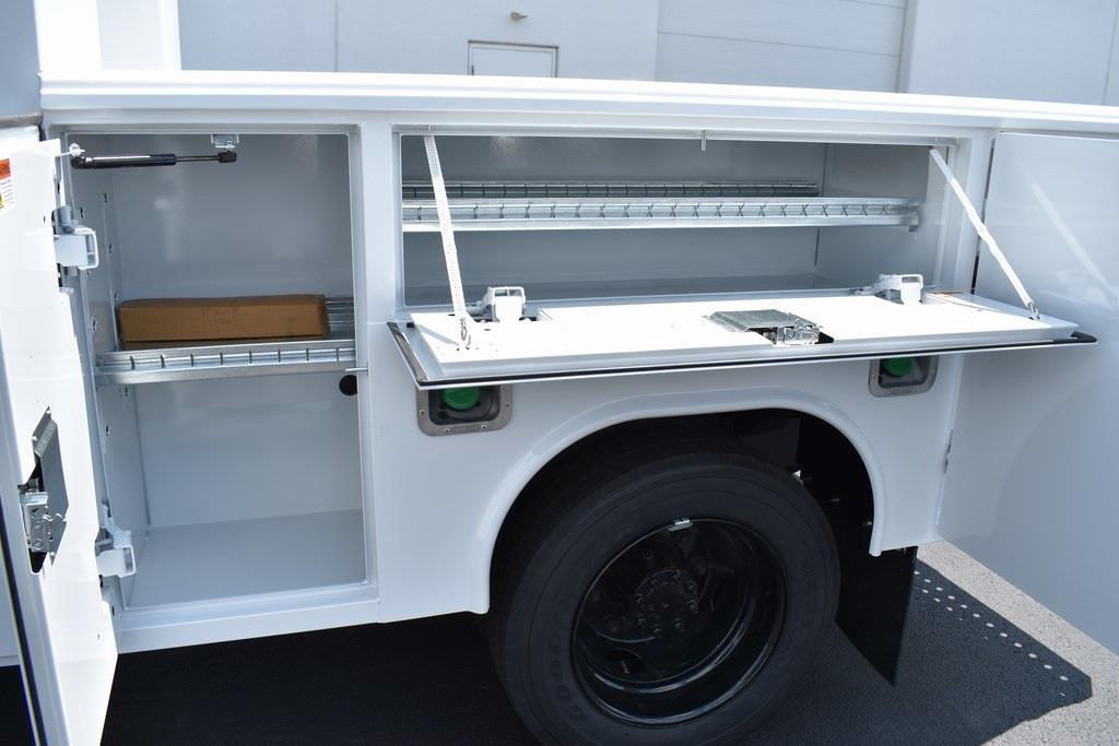 2020 Silverado 5500 Regular Cab DRW 4x2,  Reading Classic II Steel Service Body #T00342 - photo 12