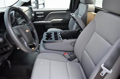 2020 Silverado 5500 Regular Cab DRW 4x2,  Reading Classic II Steel Service Body #T00342 - photo 18