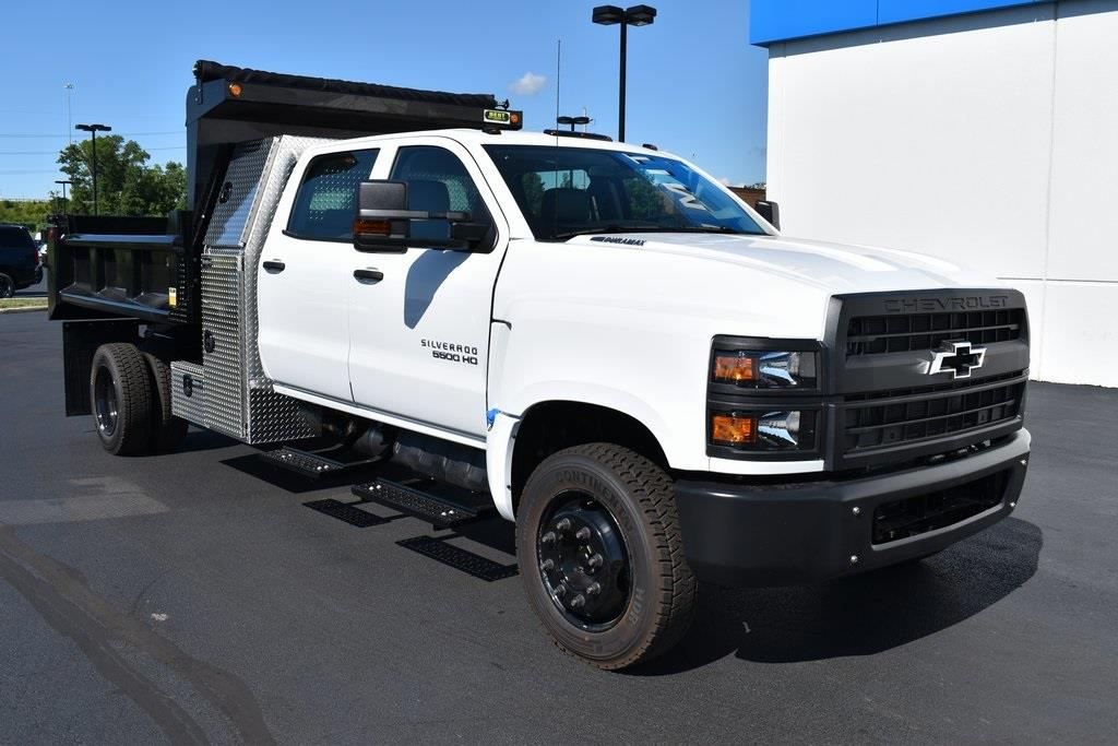 2020 Chevrolet Silverado 5500 Crew Cab DRW 4x2, Galion Dump Body #T00795 - photo 1