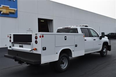2020 Silverado 3500 Crew Cab DRW 4x4,  Knapheide Steel Service Body #T00804 - photo 2