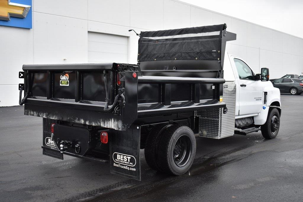 2020 Chevrolet Silverado 5500 Regular Cab DRW 4x2, Galion Dump Body #T00973 - photo 1
